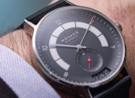 NOMOS Glashutte latest watch updates