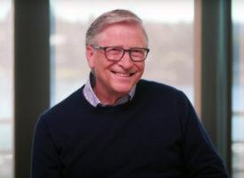 Bill Gates dig billionaires space explorations