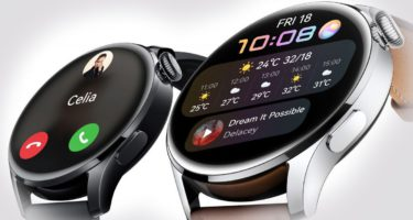 Huawei Watch 3 – The first smartwatch with Harmony OS